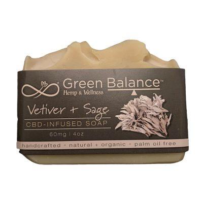 60mg Organic Soap