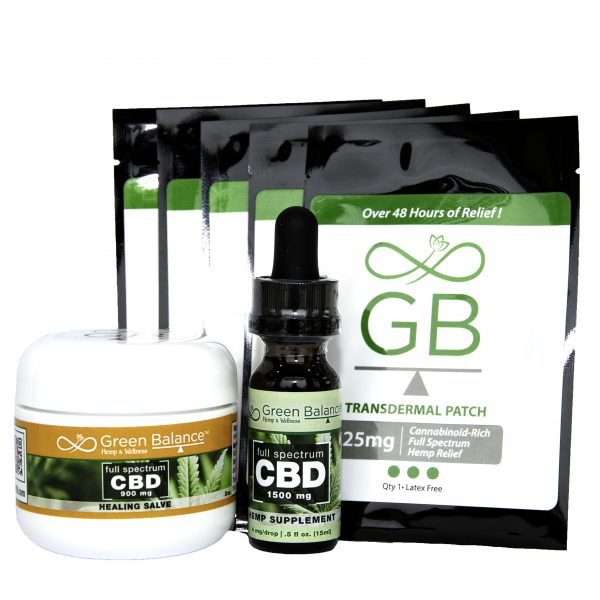 CBd 7 product pack