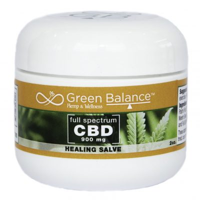 Healing Salve 900mg 2oz